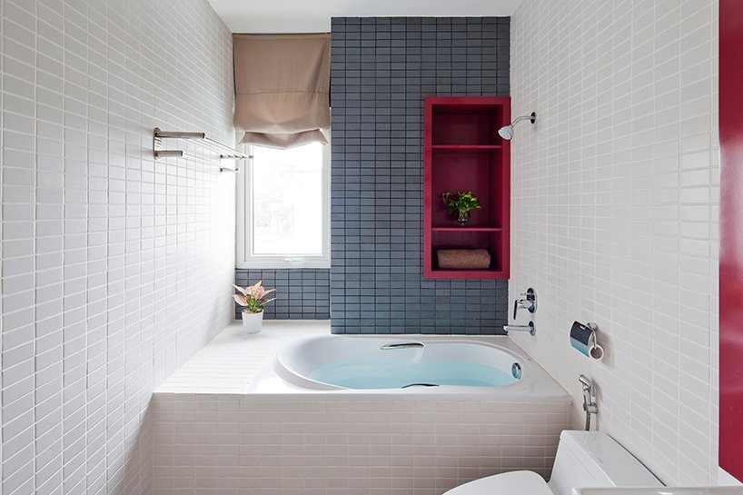 Micro Townhouse - MM++ Architects - Vietnam - Bathroom - Humble Homes