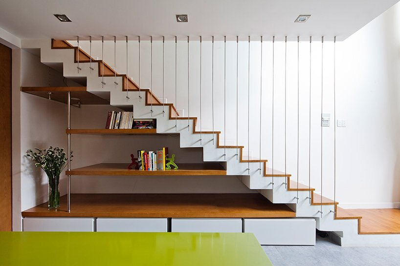 Micro Townhouse - MM++ Architects - Vietnam - Staircase - Humble Homes
