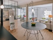 Parais - Manuel Ocaña - Madrid Spain - Living Room - Humble Homes