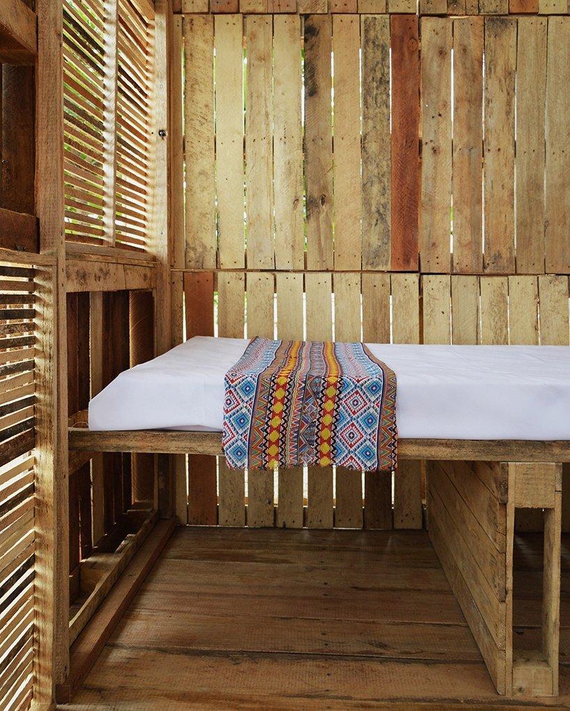 Proyecto Chacras - Natura Futura Arquitectura - Ecuador - Bed - Humble Homes