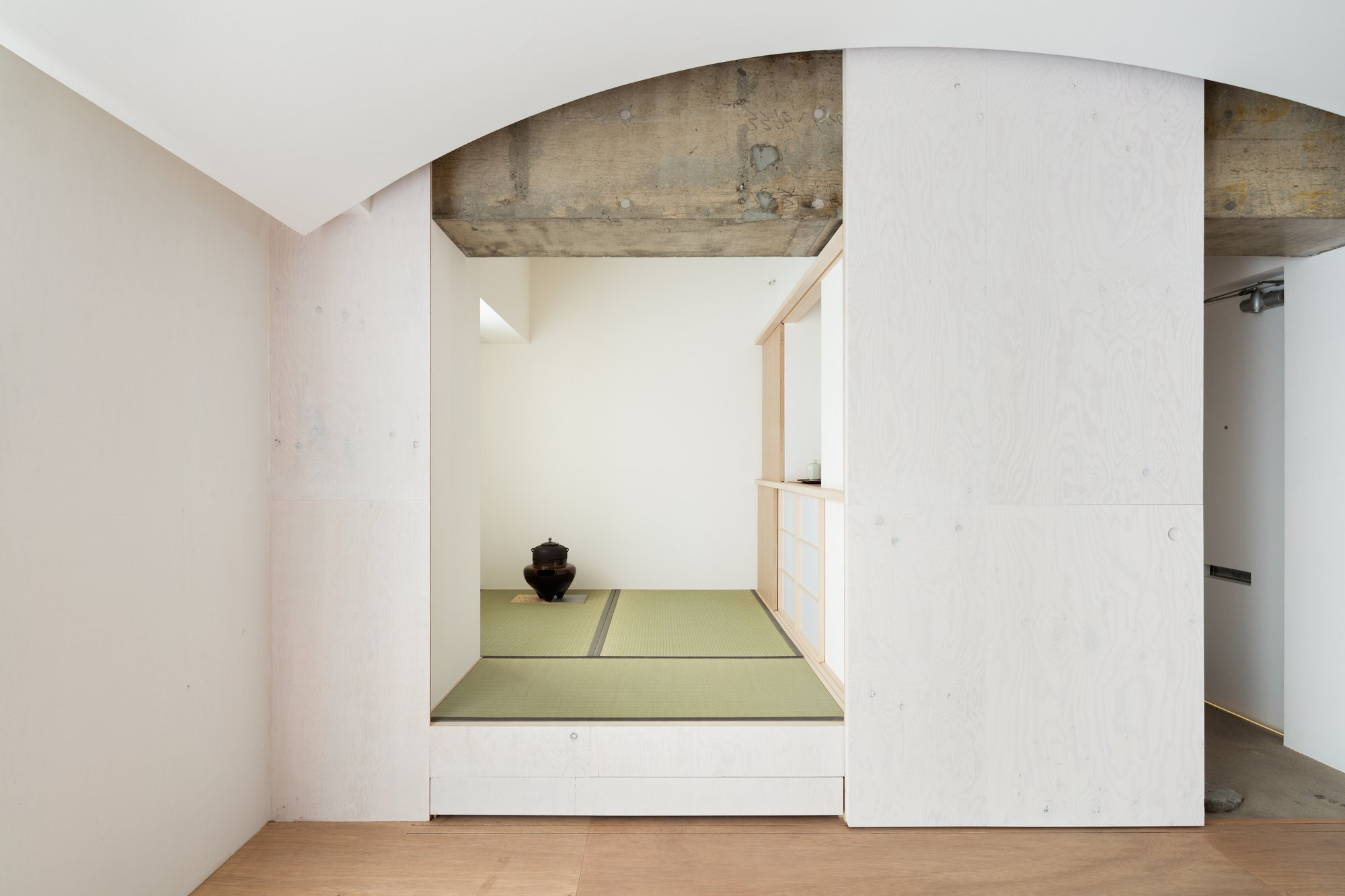 Team Living House - Masatoshi Hirai Architects Atelier - Tokyo - Japanese Room - Humble Homes