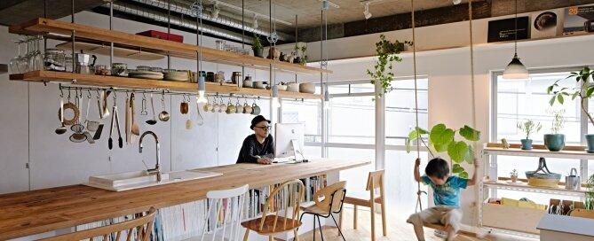 Tenhachi House - .8 Tenhachi Architect & Interior Design - Tokyo - Kitchen - Humble Homes