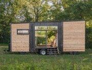 Alpha Tiny House - New Frontier Tiny Homes - Nashville - Exterior - Humble Homes