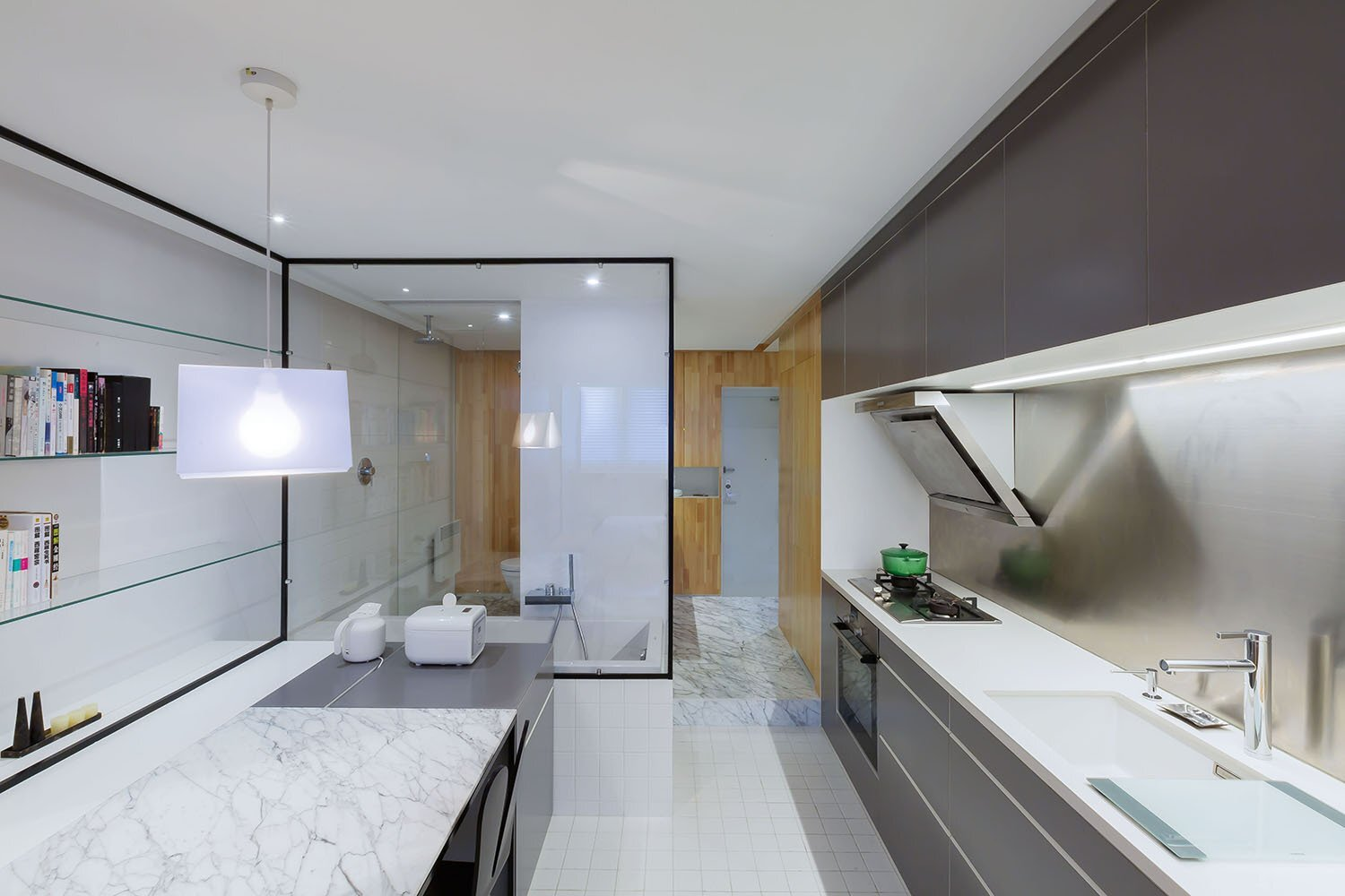 Apartment 37 - Atelier Mearc - China - Kitchen - Humble Homes
