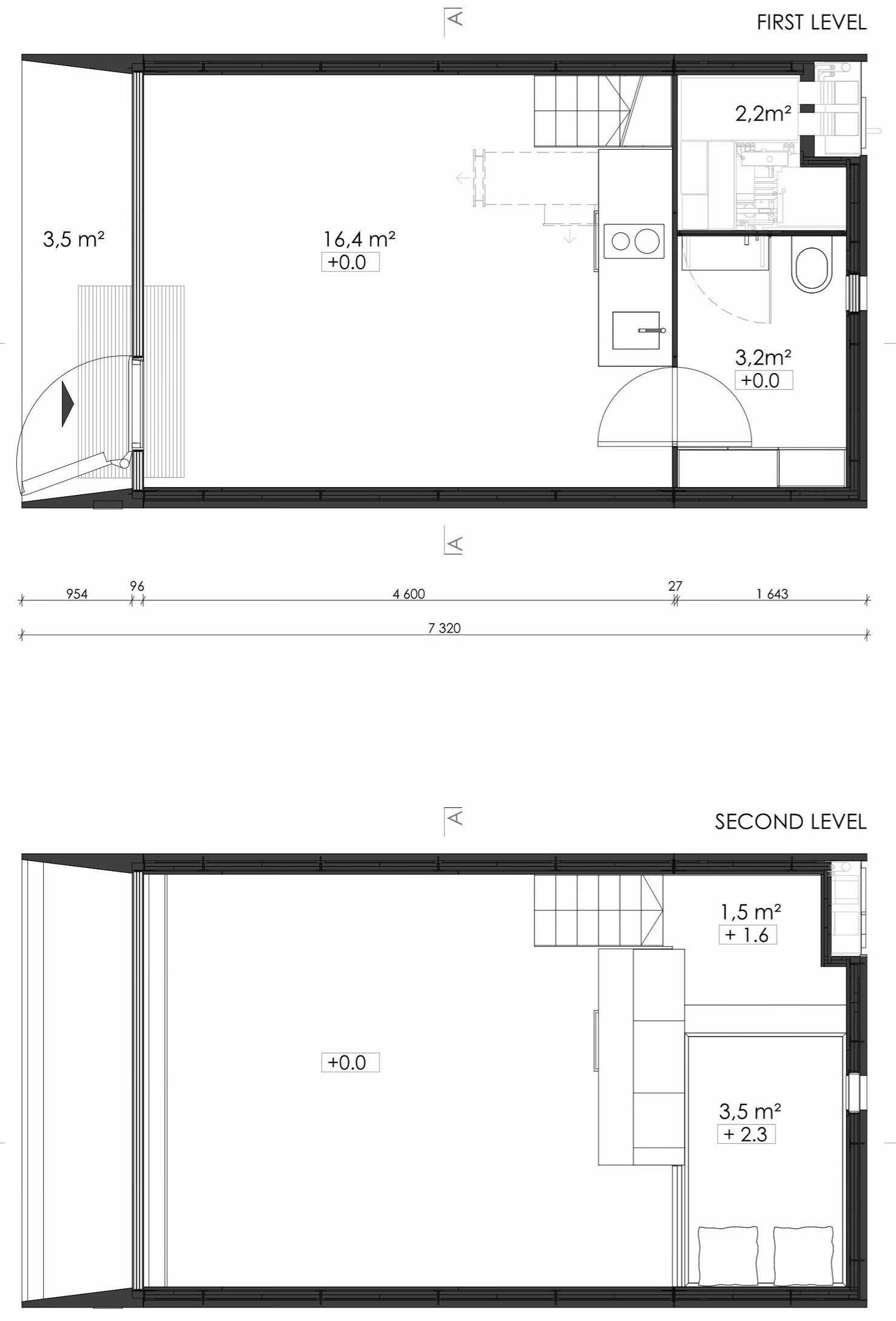 KODA - Kodasema - Estonia - Floor Plans - Humble Homes
