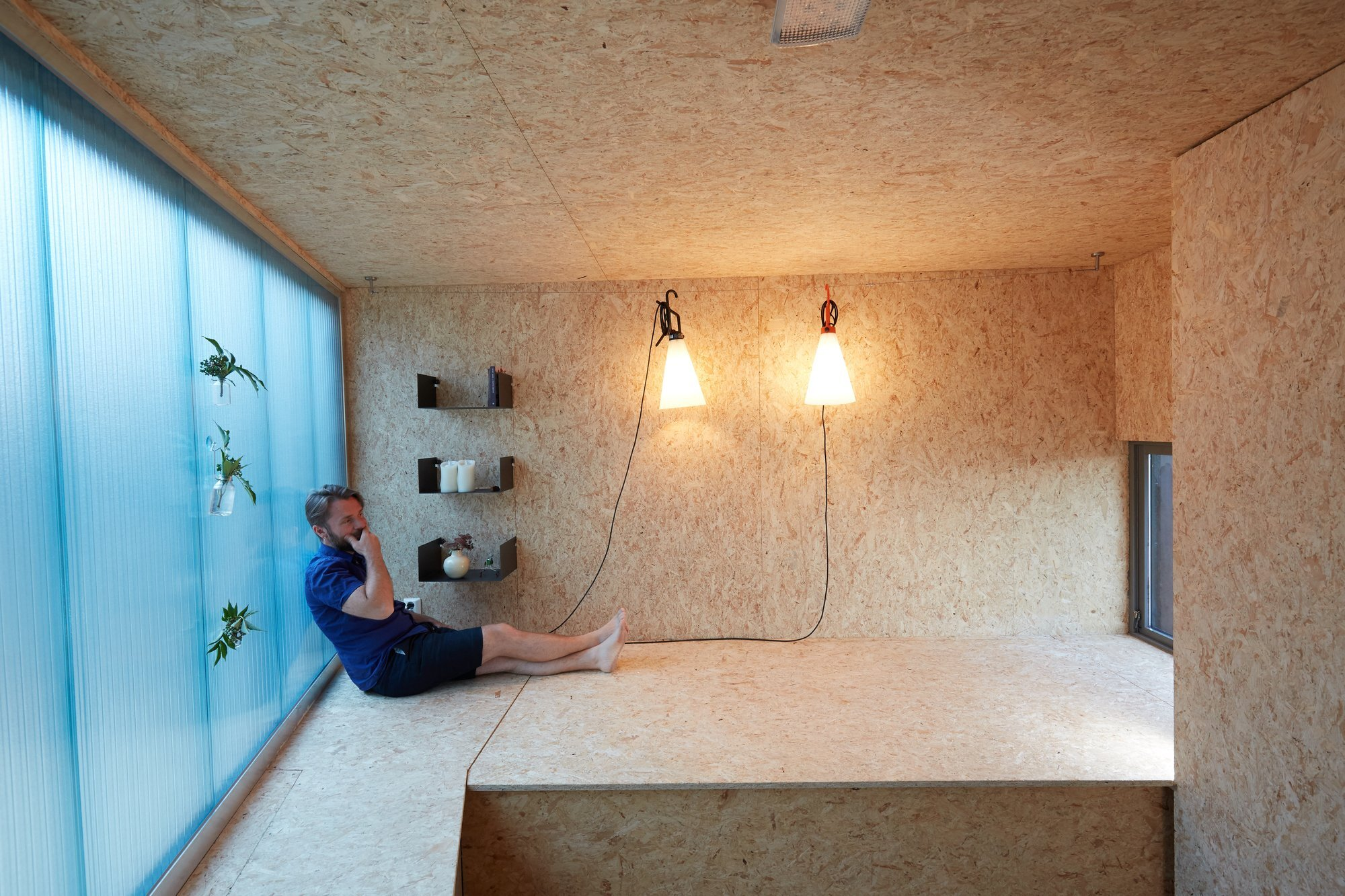 Outdoor Light Studio - NATAAS - Norway - Interior - Humble Homes