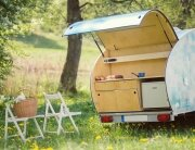 Tearcuby - Tiny Camper - Lithuania - Kitchen - Humble Homes