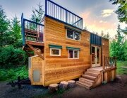 The Basecamp - Backcountry Tiny Homes - Exterior - Humble Homes