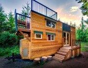The Basecamp - Backcountry Tiny Homes - Exterior - Humble Homes