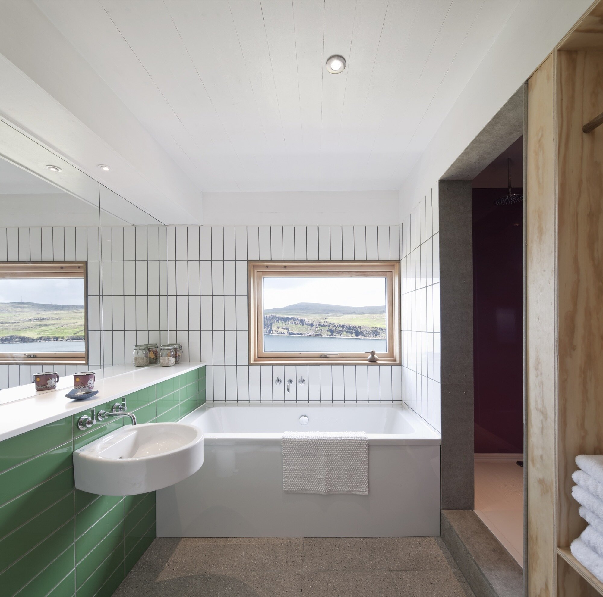 Tinhouse - Rural Design - Skye - Bathroom - Humble Homes