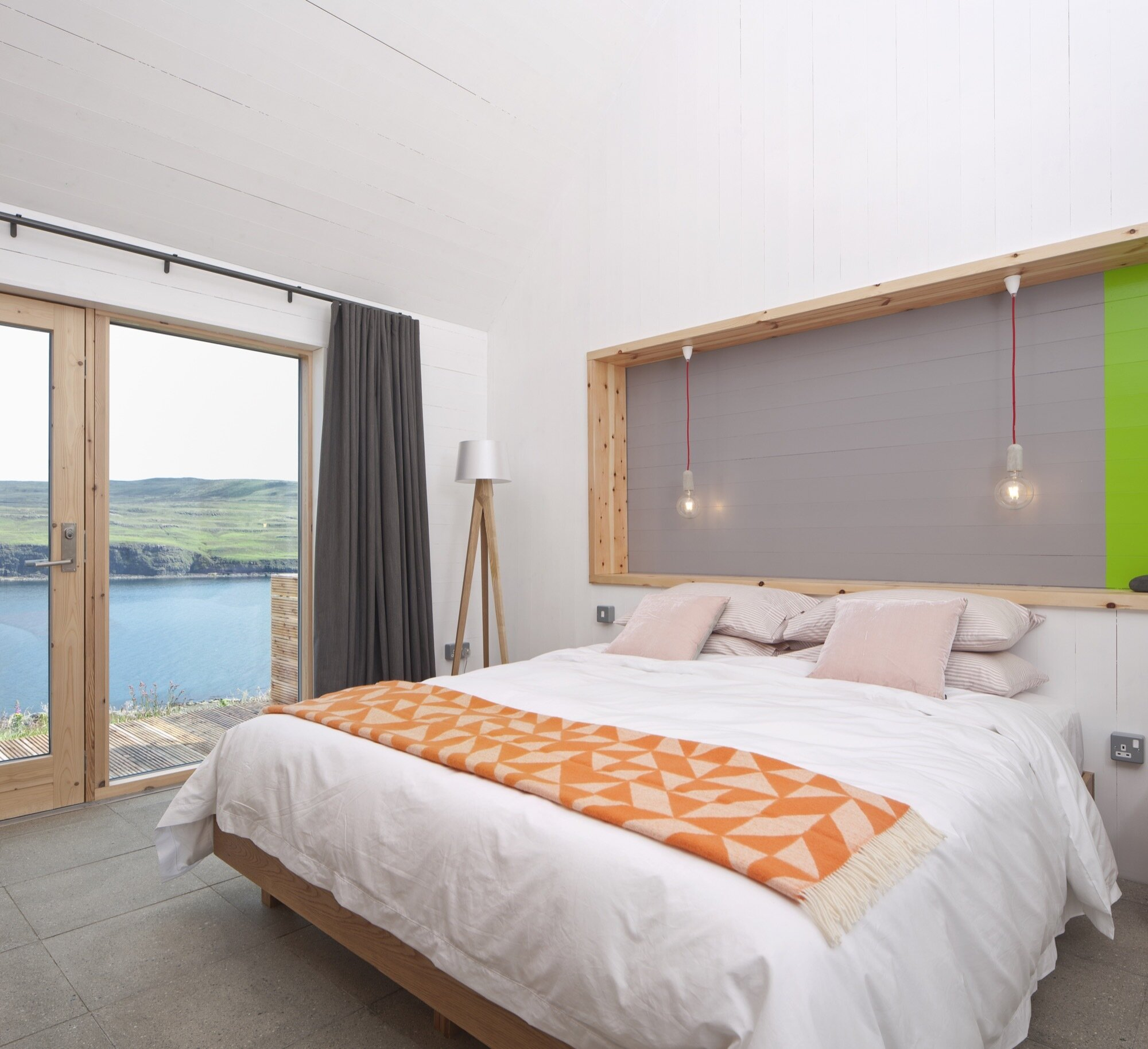 Tinhouse - Rural Design - Skye - Bedroom - Humble Homes