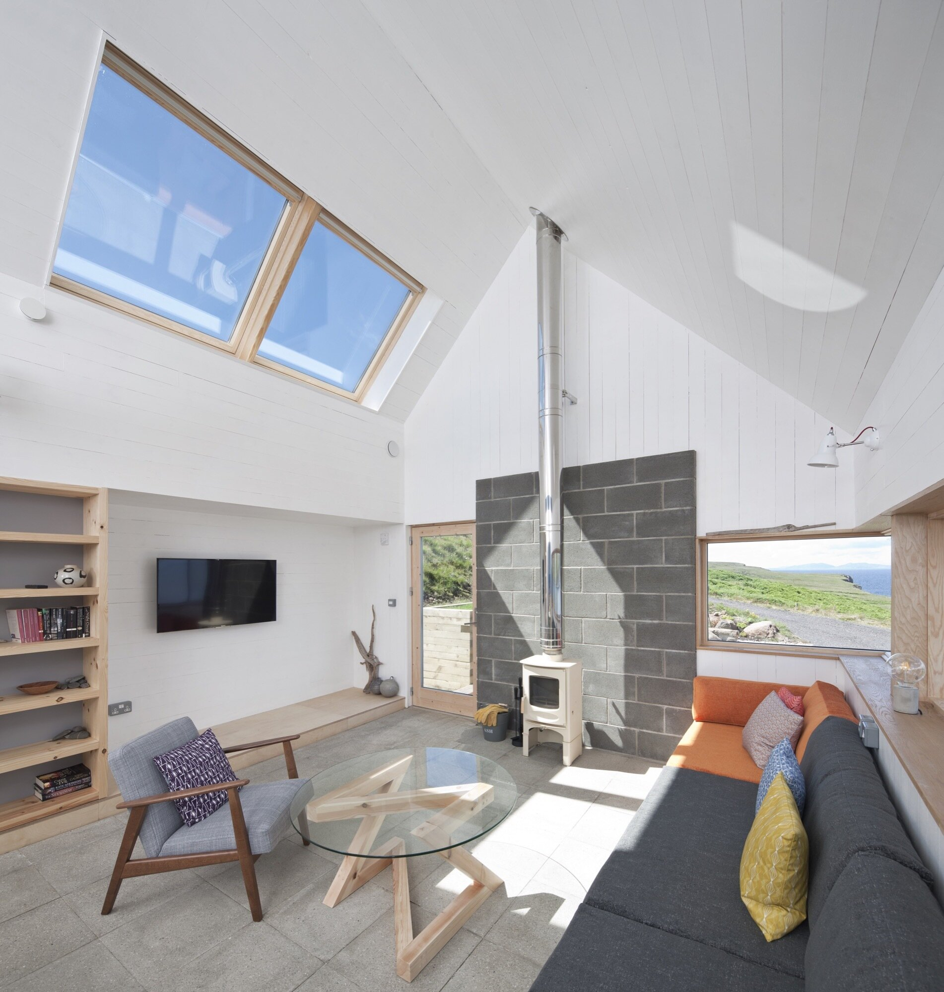 Tinhouse - Rural Design - Skye - Living Room - Humble Homes