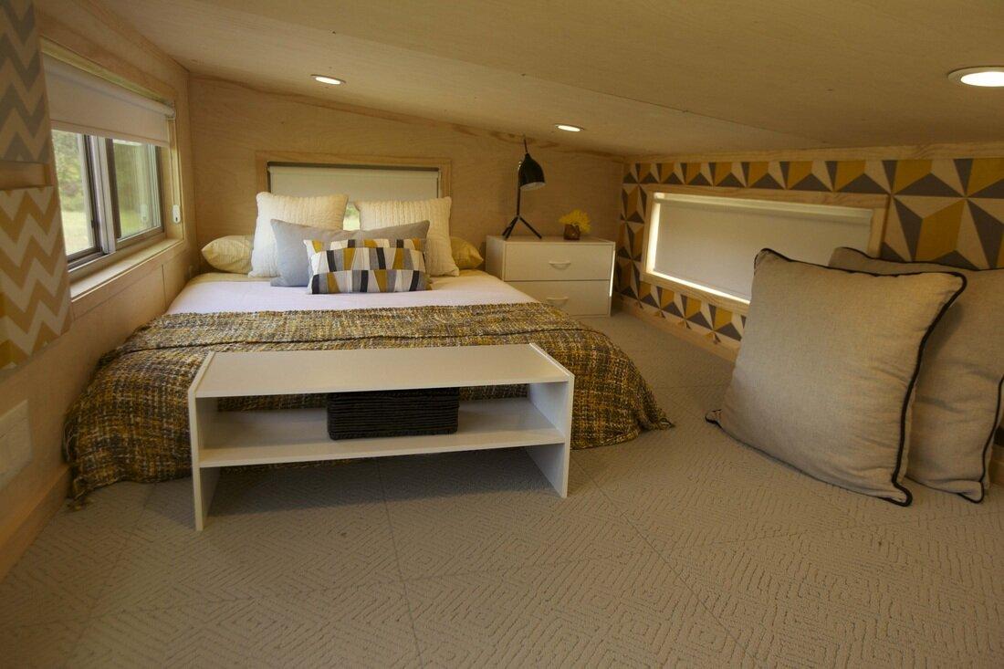 Z Huis - Wishbone Tiny Homes - New Jersey - Bedroom - Humble Homes