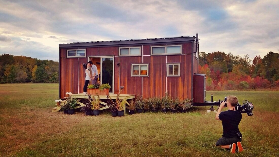 Z Huis - Wishbone Tiny Homes - New Jersey - Exterior - Humble Homes