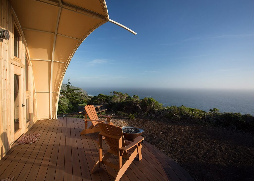 Autonomous Tent - Harry Gesner - California - Decking - Humble Homes