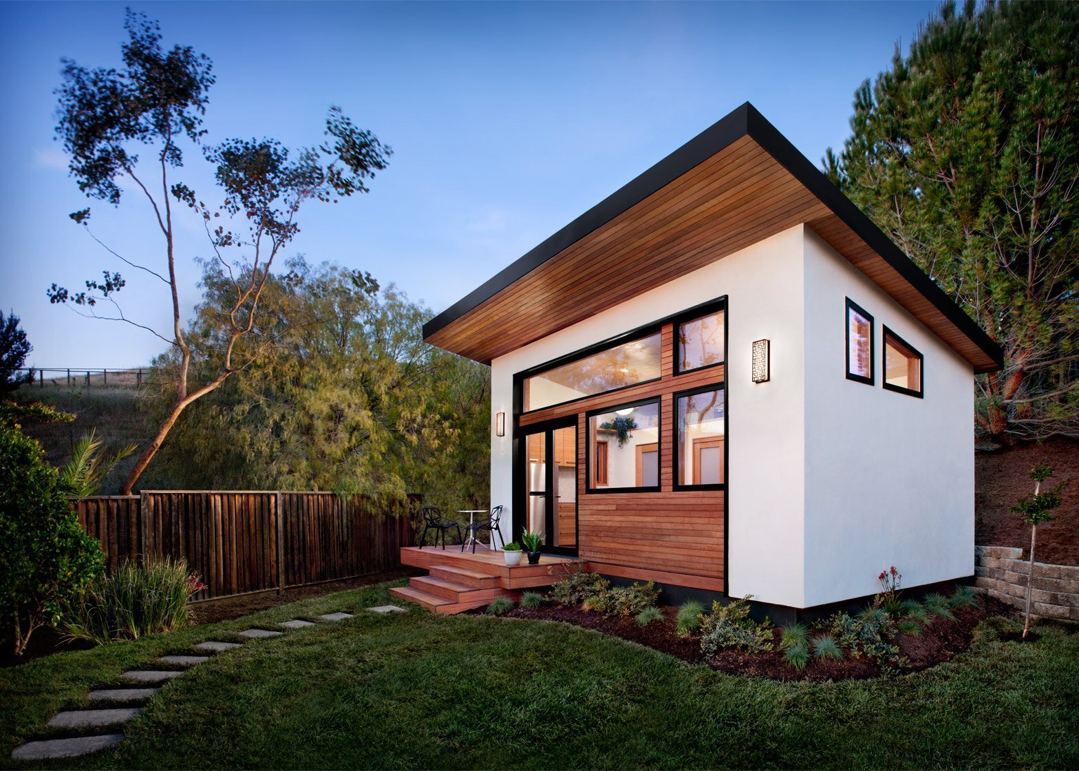 Britespace - A Prefab Tiny Home by Avava that can be Flat-Packed