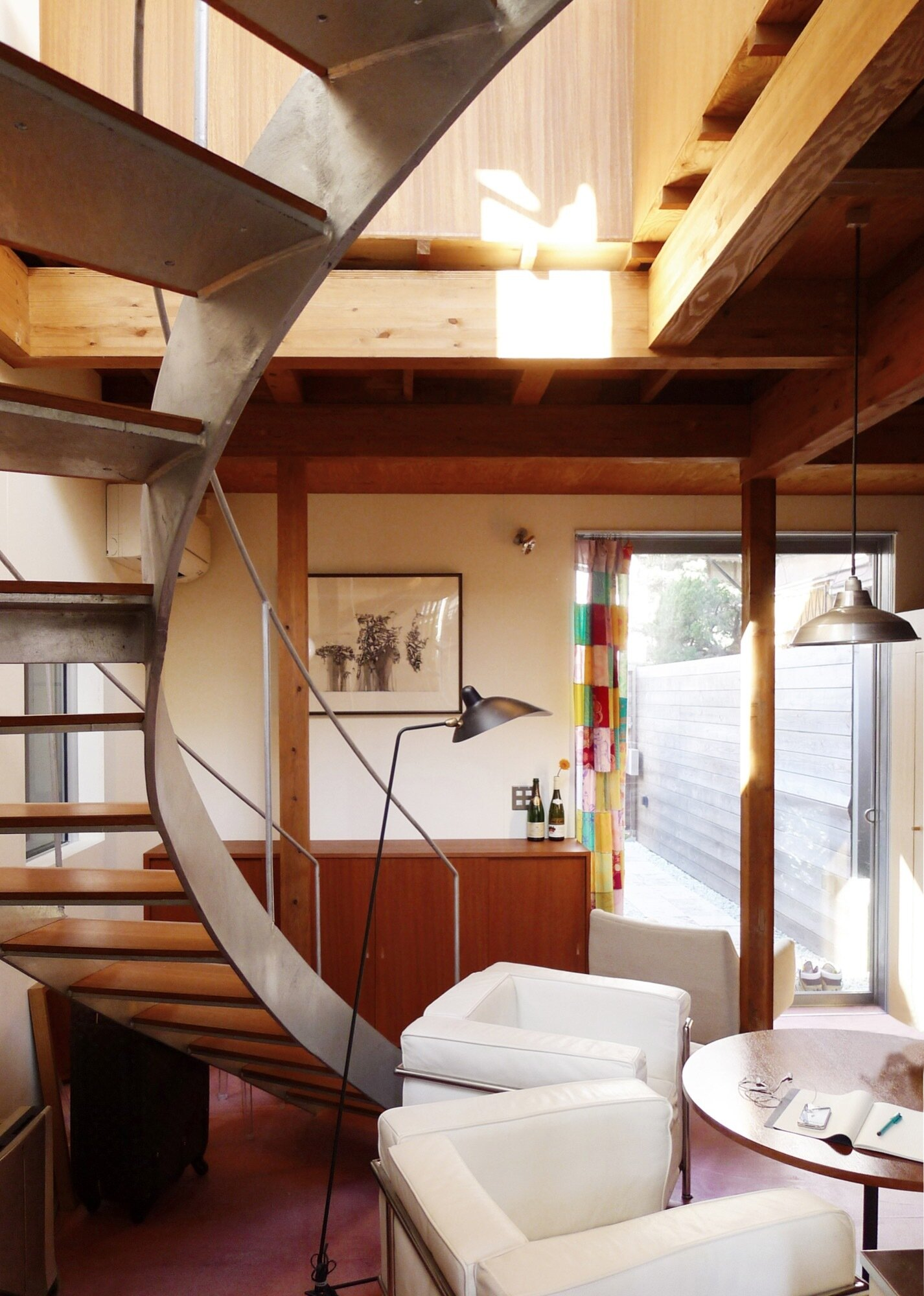 CASA O - Takahashi Ippei Office - Tokyo Japan - Living Room - Humble Homes