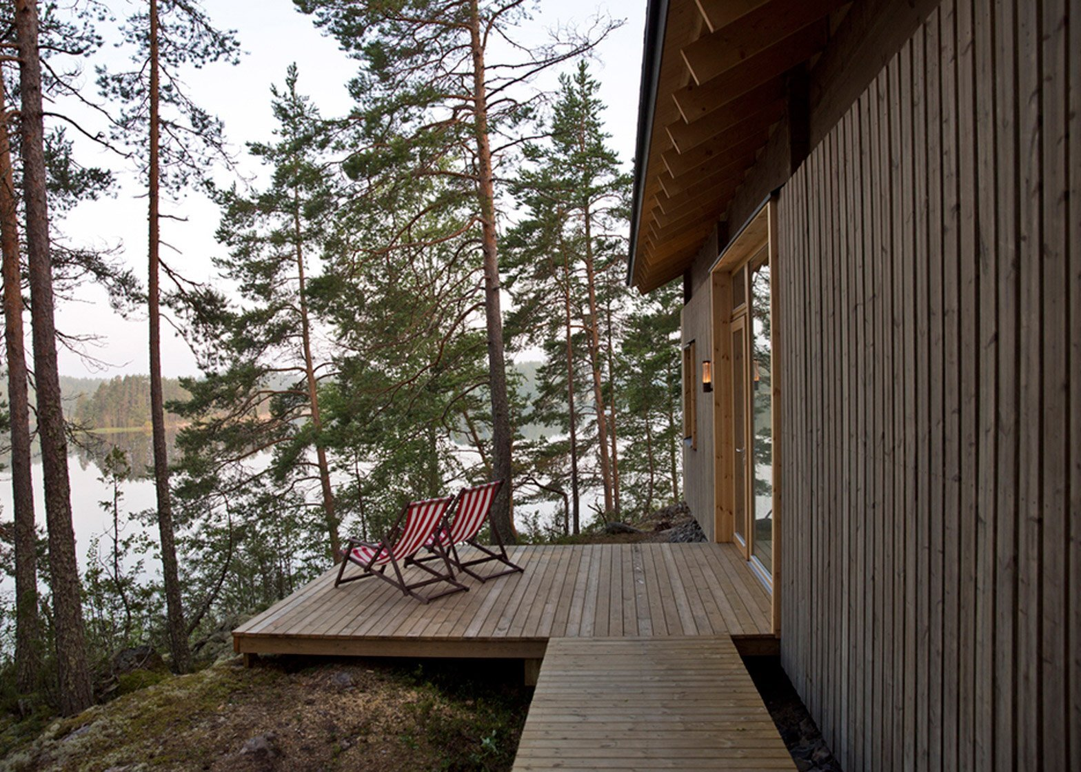 Cabin K Sini Kamppari Finland