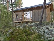 Cabin K - Sini Kamppari - Finland - Exterior - Humble Homes