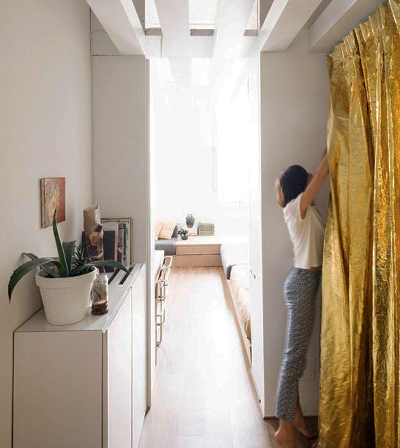 Compact Studio Design - Silvia Allori - Florence Italy - Corridor - Humble Homes