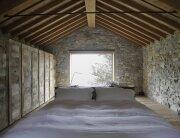 Cottage Restoration - Studio Contini - Italy - Bedrom Window - Humble Homes