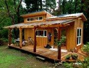 Keva Tiny House - Rebecca Grim - Salt Spring Island - Exterior - Humble Homes
