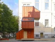 Kokoon - Aalto University Wood Program - Finland - Exterior - Humble Homes