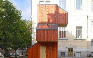 Kokoon – Tiny Prefab Dwellings to Address Finlands Housing Needs