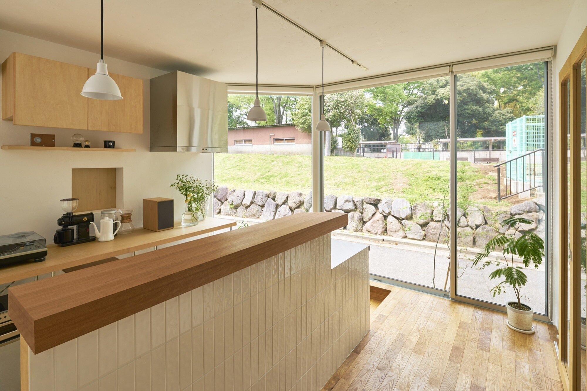 Ondo - MAMM DESIGN - Tokyo - Kitchen - Humble Homes
