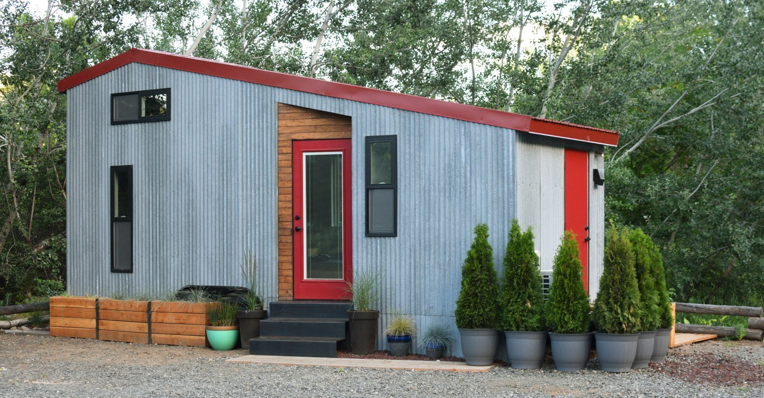 SHED An Owner Built Tiny House that Strives for Simplicity