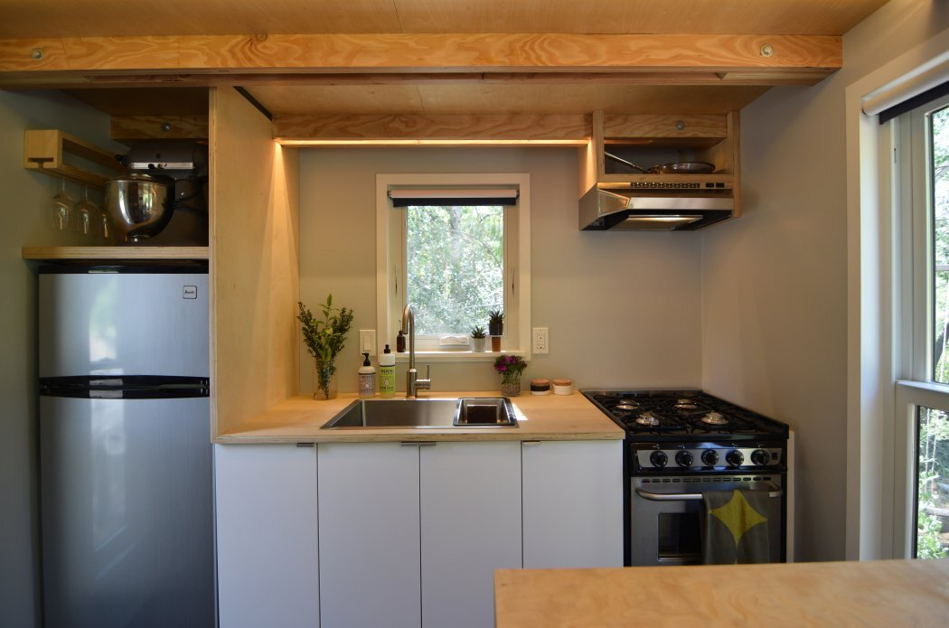 SHED - Shedsistence - Washington - Kitchen - Humble Homes
