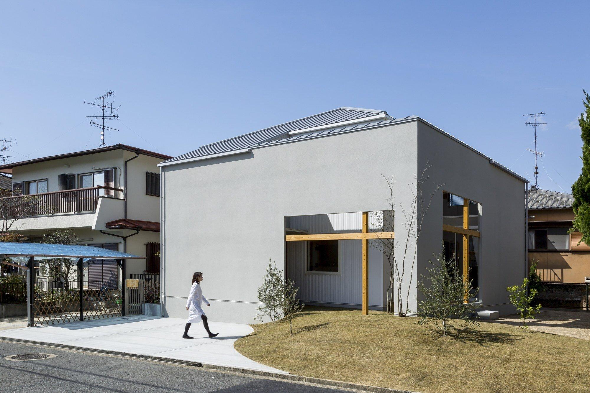 Uzi House - ALTS Design Office - Hironocho Kyoto - Exterior - Humble Homes