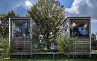 Zen Houses – Petr Stolín Creates a Set of Live-Work Modules