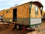 32-Foot Gooseneck Tiny House - Mitch Craft Tiny Homes - Colorado - Exterior - Humble Homes