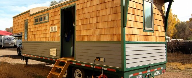 32-Foot Gooseneck Tiny House - Mitch Craft Tiny Homes - Colorado - Exterior - Humble Homes
