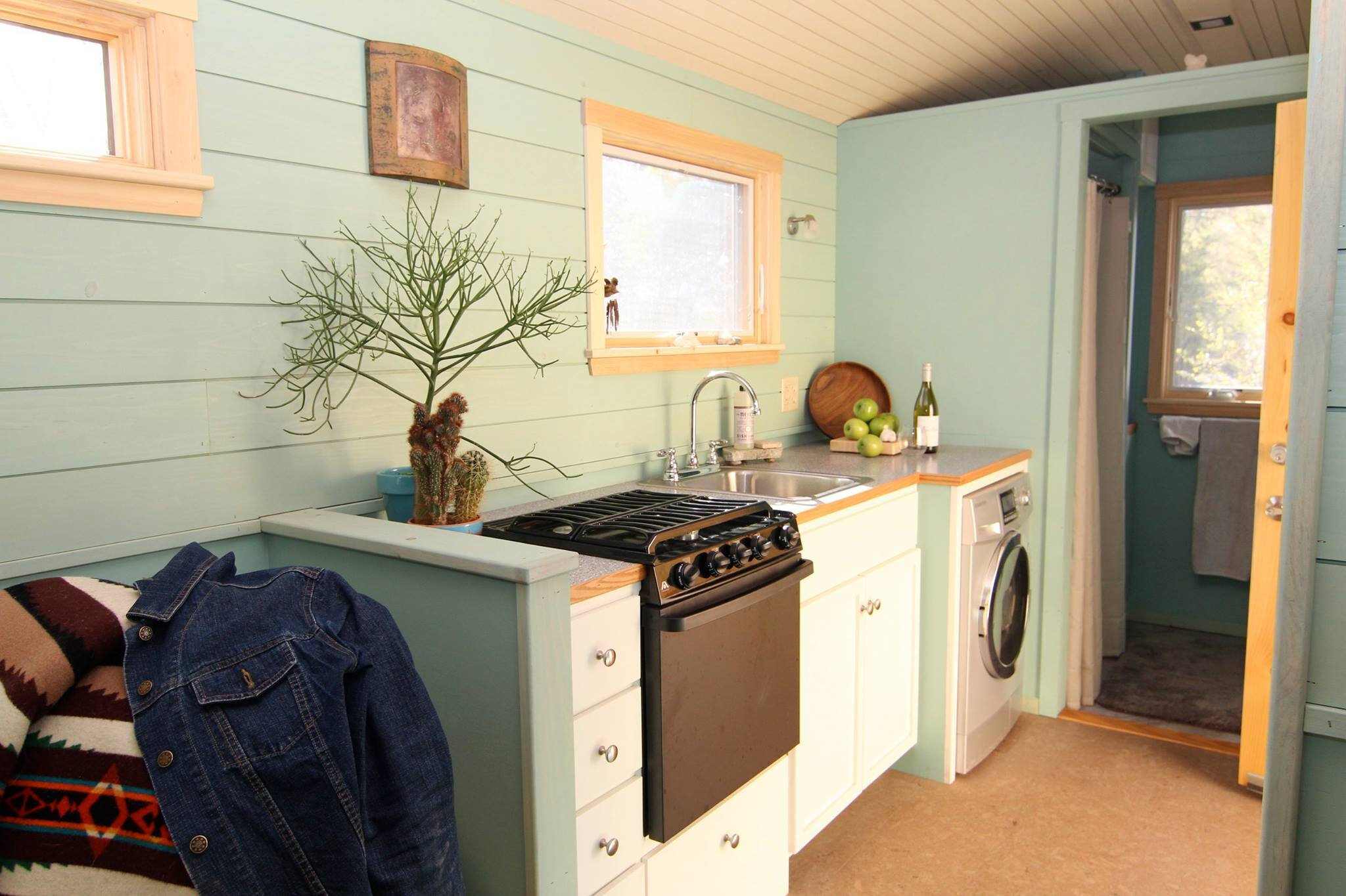 32 Foot Gooseneck Tiny House