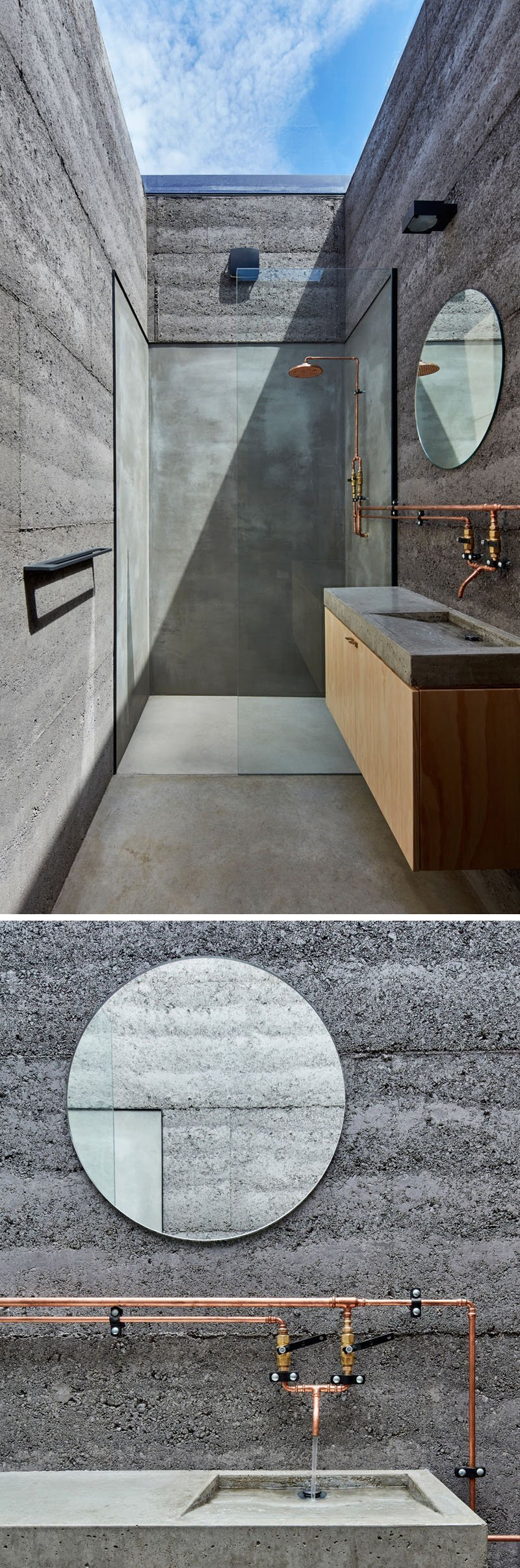 Balnarring Retreat - Branch Studio Architects - Australia - Bathroom - Humble Homes