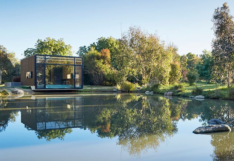 Balnarring Retreat - Branch Studio Architects - Australia - Exterior - Humble Homes
