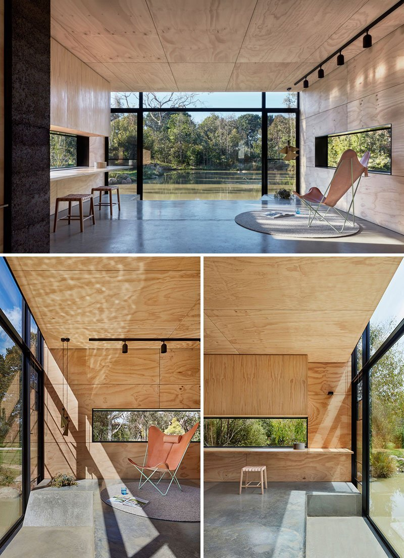 Balnarring Retreat - Branch Studio Architects - Australia - Interior Living Area - Humble Homes