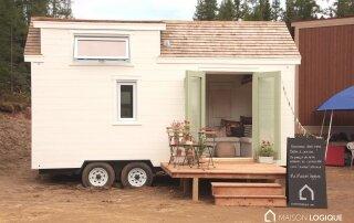 Capia – Ma Maison Logique's Tiny House from Quebec, Canada