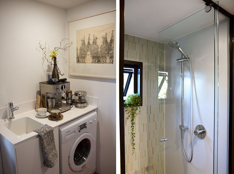 The Pods - Greg Thornton - The Tiny House Company - Australia - Bathroom - Humble Homes