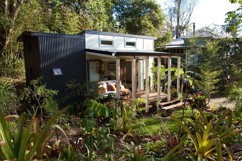 The Pods - Greg Thornton - The Tiny House Company - Australia - Exterior - Humble Homes