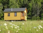 Tiny House Chalets - Domaine Floravie - France - Exterior - Humble Homes
