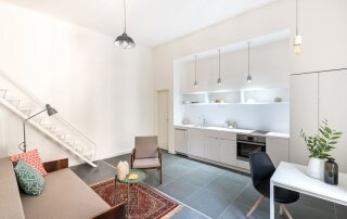3 in 1 – Batlab Architects Convert a Single Apartment into 3 Studio Flats