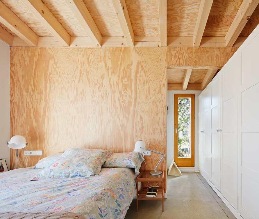 Font Rubi Cottage - Marc Mogas & Jordi Roig - Spain - Bedroom - Humble Homes