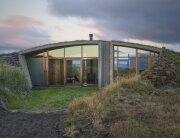 Garður Landhouse - Studio Granda - Iceland - Exterior 1 - Humble Homes
