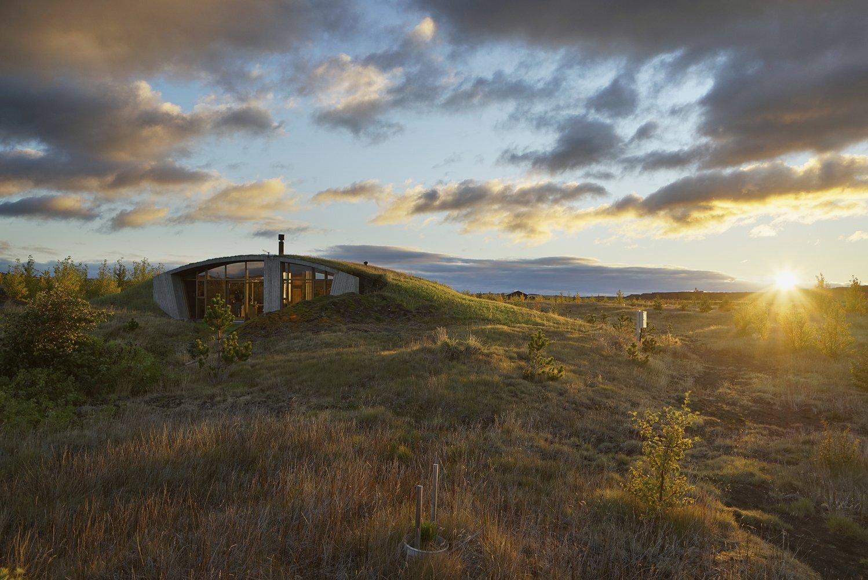 Garður Landhouse - Studio Granda - Iceland - Exterior - Humble Homes