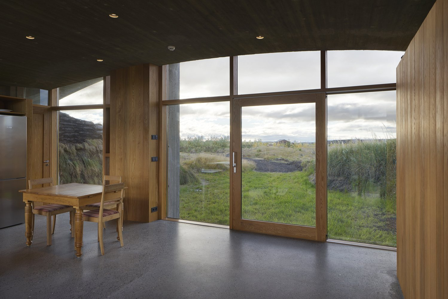 Garður Landhouse - Studio Granda - Iceland - Interior - Humble Homes