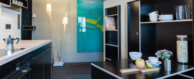 Kammerspiel - Nils Holger Moormann - Germany - Interior 3 - Humble Homes