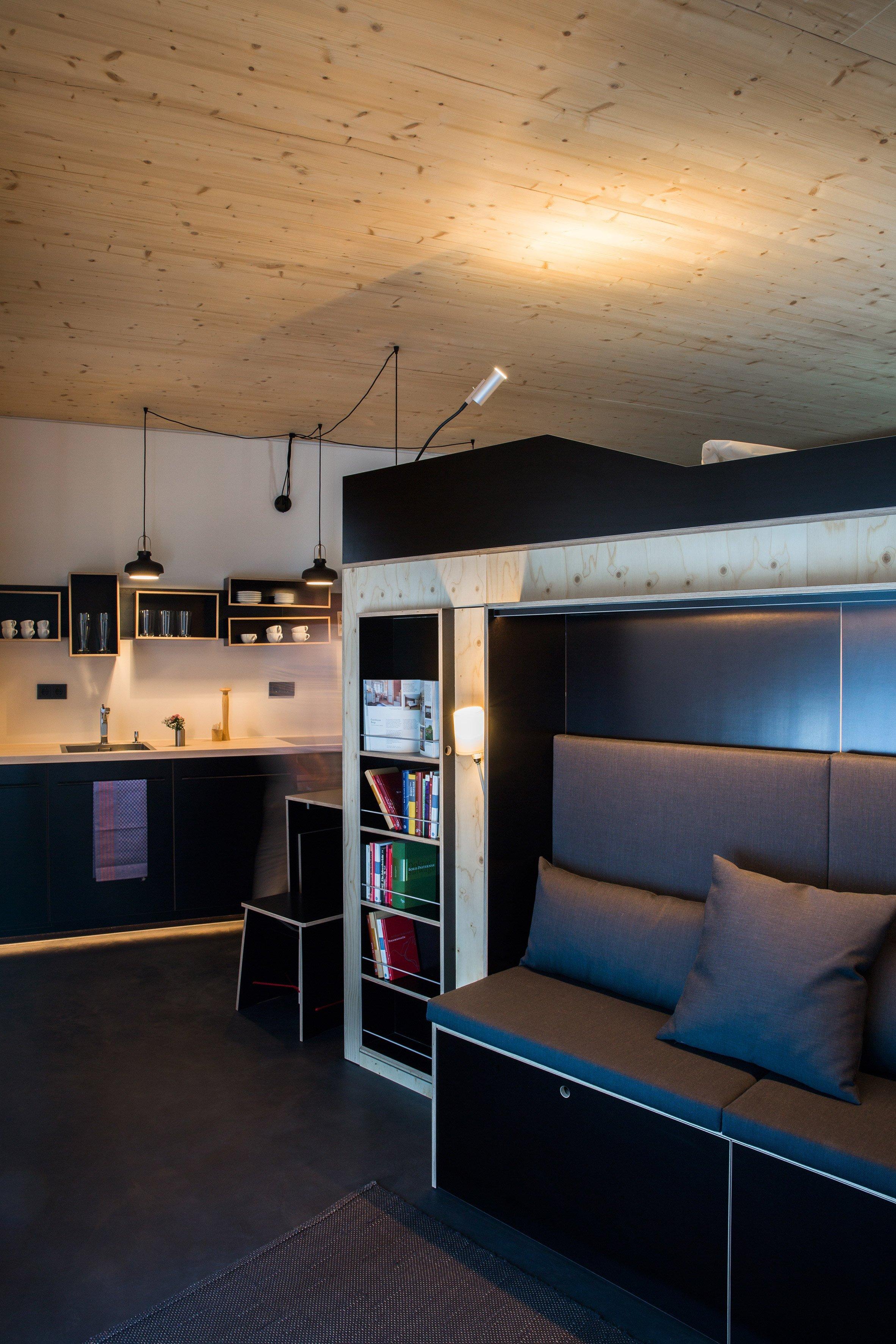 Kammerspiel - Nils Holger Moormann - Germany - Interior 5 - Humble Homes